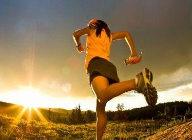 Corrida e controle de peso