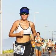 Débora Valença, da primeira corrida até a Meia Maratona
